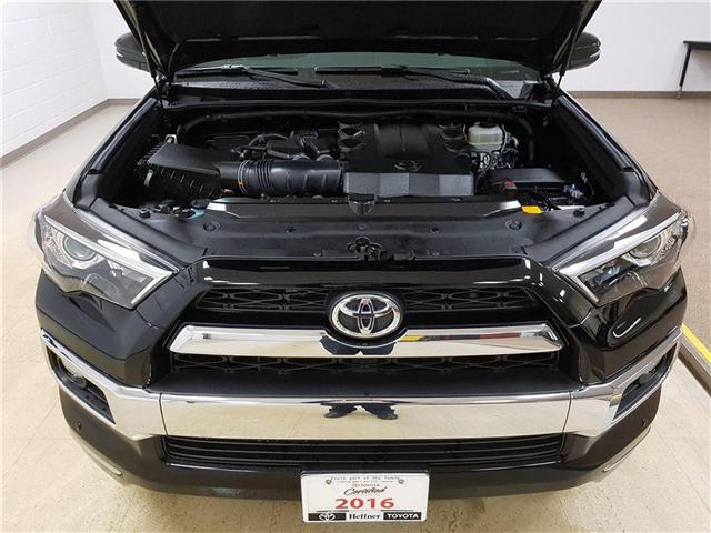 2016 Toyota 4Runner SR5 (Stk: 185290) in Kitchener - Image 24 of 25