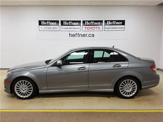 2009 Mercedes-Benz C-Class Base (Stk: 187085) in Kitchener - Image 5 of 20