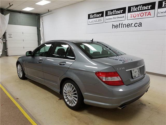 2009 Mercedes-Benz C-Class Base (Stk: 187085) in Kitchener - Image 6 of 20