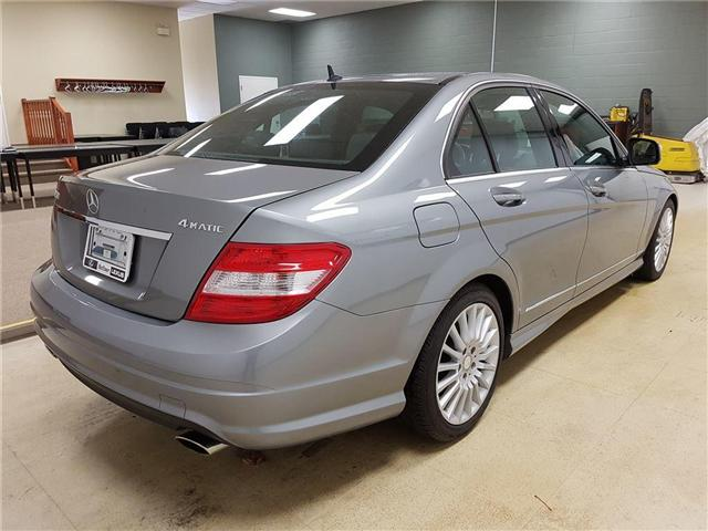 2009 Mercedes-Benz C-Class Base (Stk: 187085) in Kitchener - Image 9 of 20