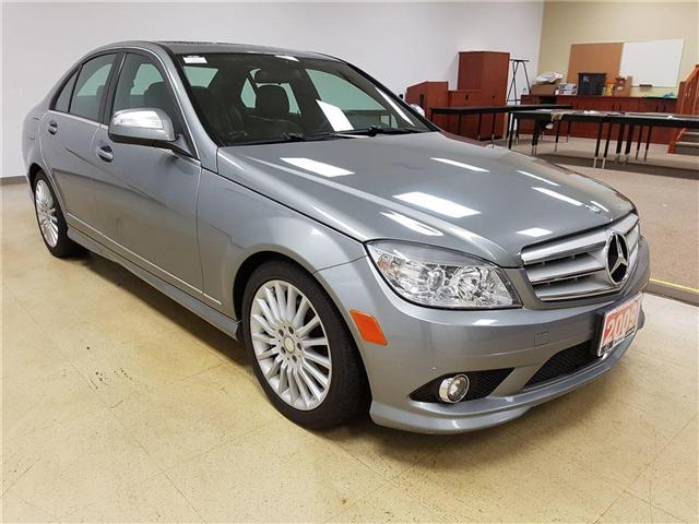 2009 Mercedes-Benz C-Class Base (Stk: 187085) in Kitchener - Image 10 of 20