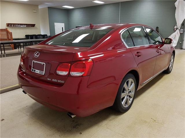 2010 Lexus GS 350 Base (Stk: 187088) in Kitchener - Image 9 of 22