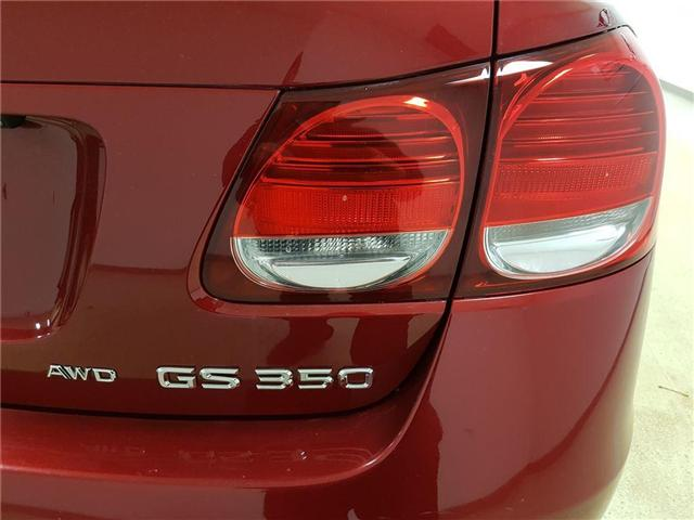 2010 Lexus GS 350 Base (Stk: 187088) in Kitchener - Image 12 of 22