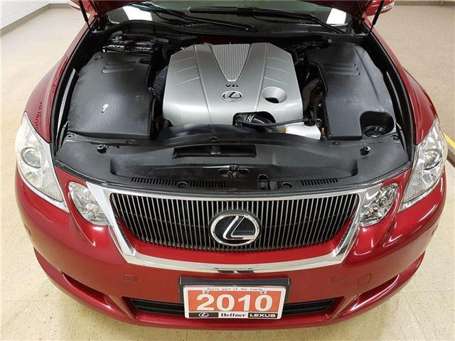 2010 Lexus GS 350 Base (Stk: 187088) in Kitchener - Image 21 of 22