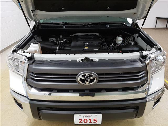 2015 Toyota Tundra SR 4.6L V8 (Stk: 185320) in Kitchener - Image 19 of 20
