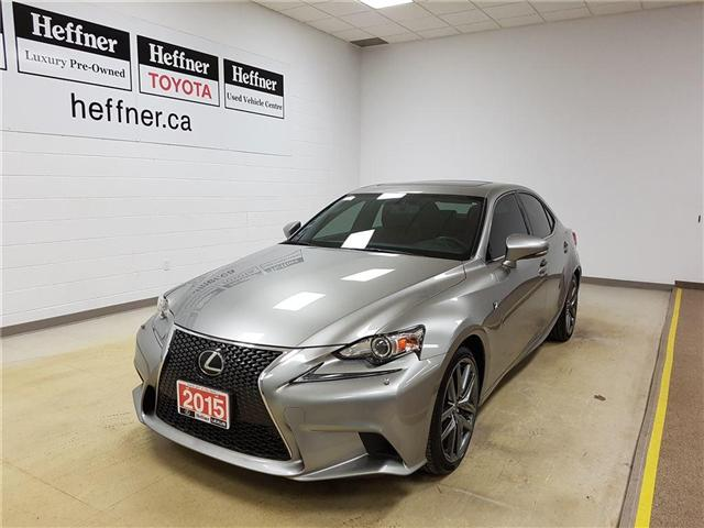 2015 Lexus IS 350 Base (Stk: 187082) in Kitchener - Image 1 of 22