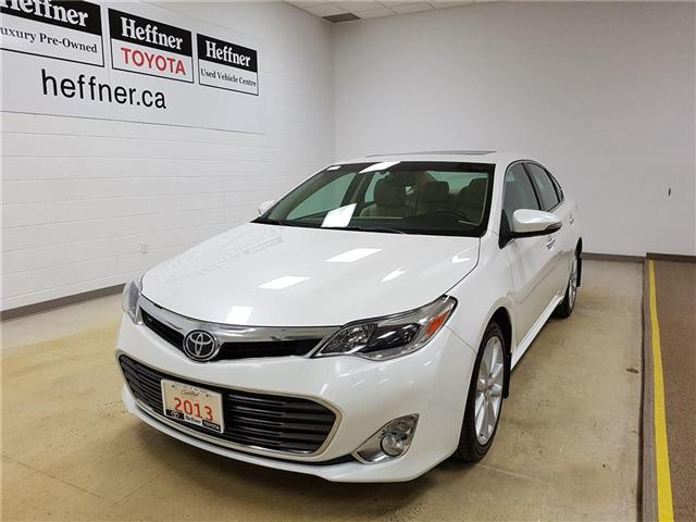2013 Toyota Avalon  (Stk: 185344) in Kitchener - Image 1 of 23