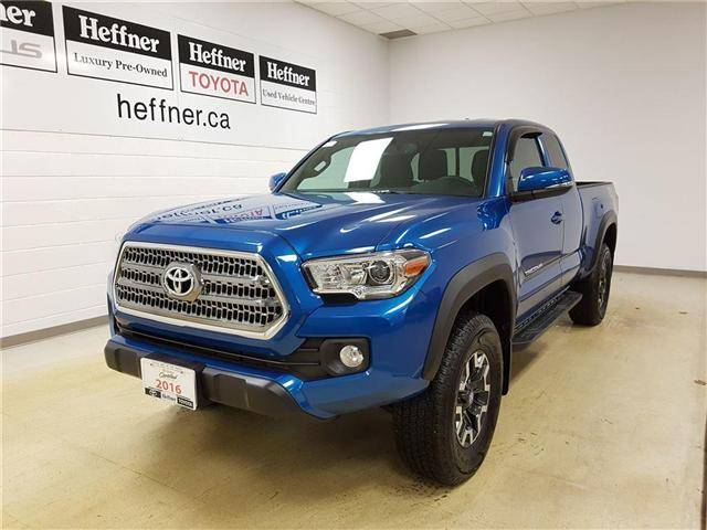 2016 Toyota Tacoma  (Stk: 185189) in Kitchener - Image 1 of 22
