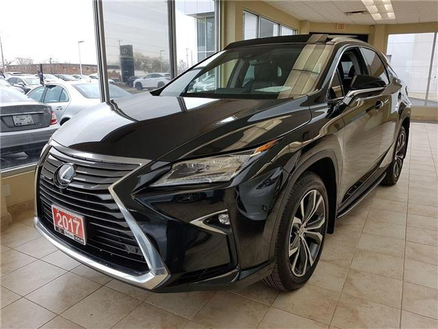 2017 Lexus RX 350 Base (Stk: 187083) in Kitchener - Image 1 of 22