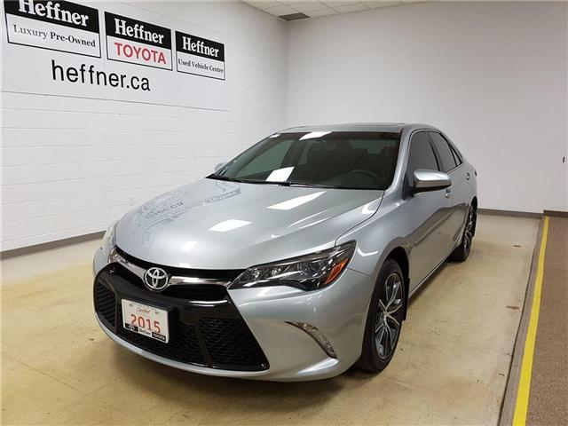 2015 Toyota Camry XSE V6 (Stk: 185354) in Kitchener - Image 1 of 22