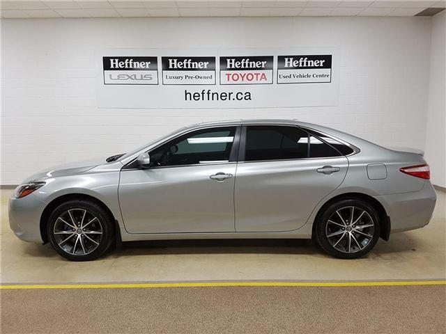 2015 Toyota Camry XSE V6 (Stk: 185354) in Kitchener - Image 5 of 22