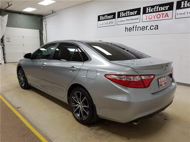 2015 Toyota Camry XSE V6 (Stk: 185354) in Kitchener - Image 6 of 22