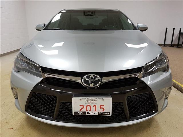 2015 Toyota Camry XSE V6 (Stk: 185354) in Kitchener - Image 7 of 22