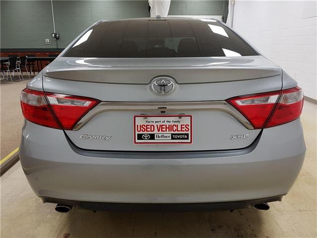 2015 Toyota Camry XSE V6 (Stk: 185354) in Kitchener - Image 8 of 22