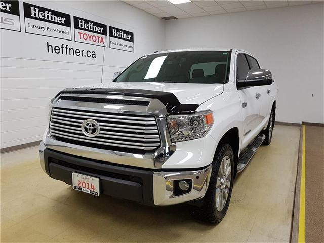 2014 Toyota Tundra Limited 5.7L V8 (Stk: 185379) in Kitchener - Image 1 of 22