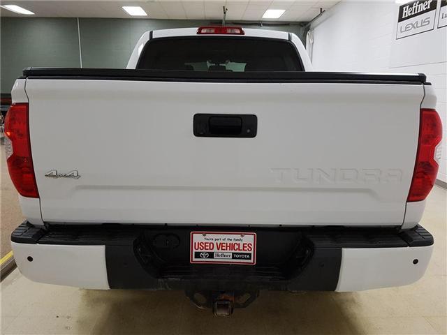 2014 Toyota Tundra Limited 5.7L V8 (Stk: 185379) in Kitchener - Image 8 of 22