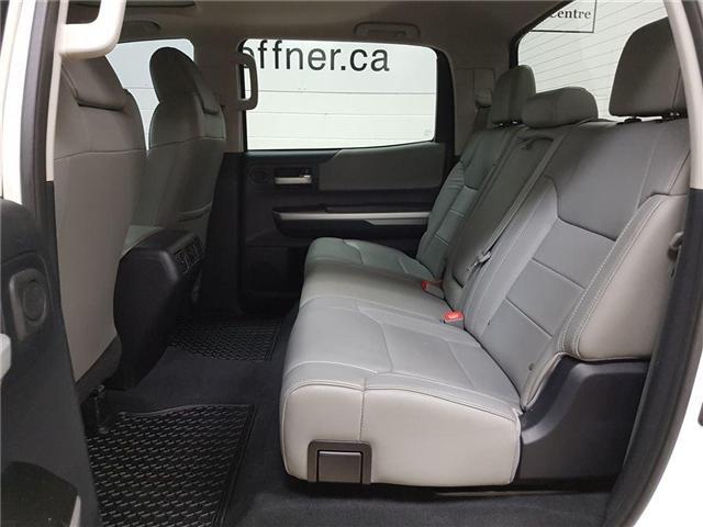 2014 Toyota Tundra Limited 5.7L V8 (Stk: 185379) in Kitchener - Image 19 of 22