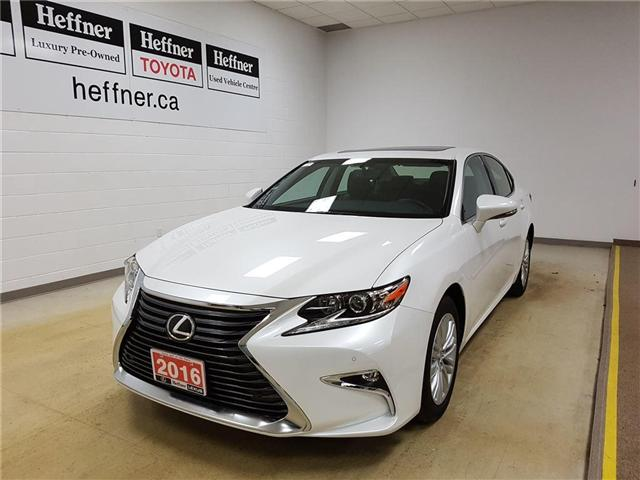 2016 Lexus ES 350 Base (Stk: 187103) in Kitchener - Image 1 of 20