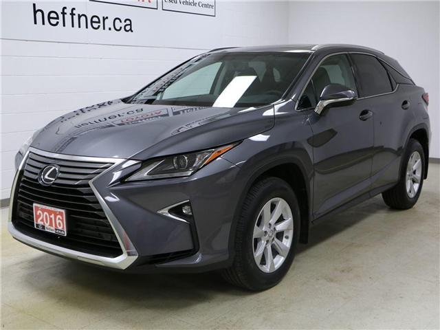 2016 Lexus RX 350 Base (Stk: 177140) in Kitchener - Image 1 of 24