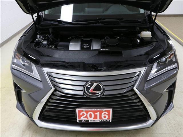 2016 Lexus RX 350 Base (Stk: 177140) in Kitchener - Image 23 of 24