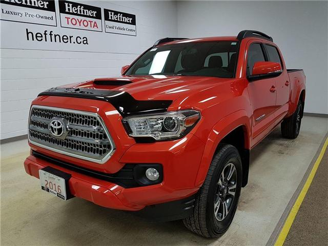 2016 Toyota Tacoma  (Stk: 176583) in Kitchener - Image 1 of 22