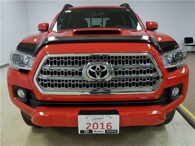 2016 Toyota Tacoma  (Stk: 176583) in Kitchener - Image 7 of 22