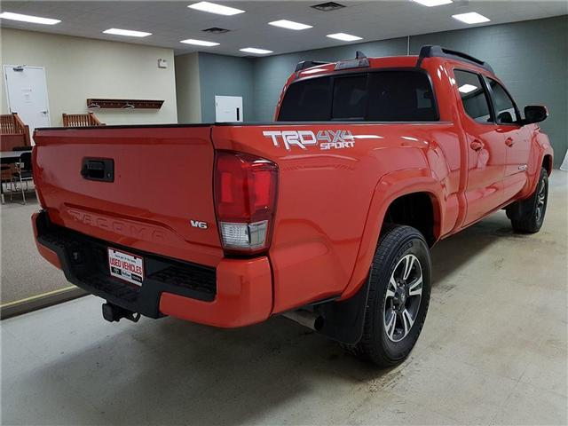 2016 Toyota Tacoma  (Stk: 176583) in Kitchener - Image 9 of 22
