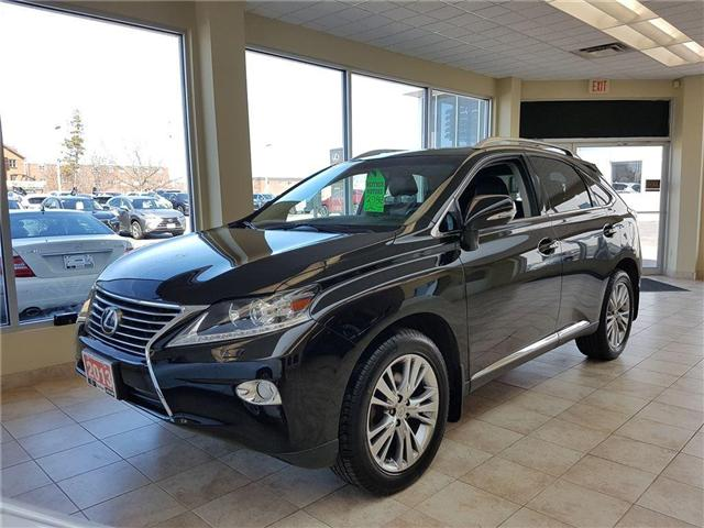 2013 Lexus RX 350 Touring Package (Stk: 187104) in Kitchener - Image 1 of 22