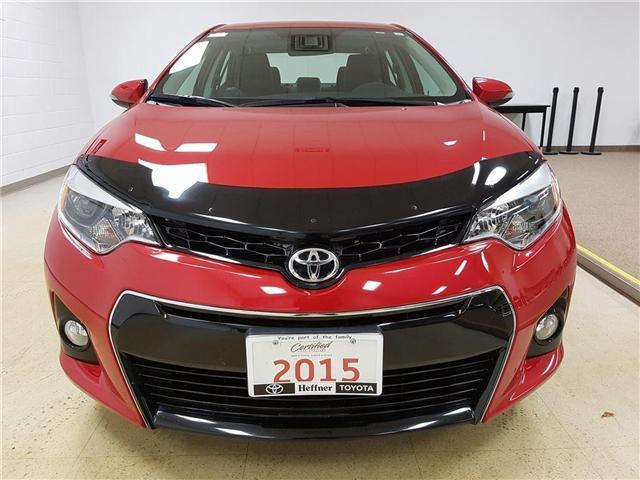 2015 Toyota Corolla  (Stk: 185398) in Kitchener - Image 7 of 21