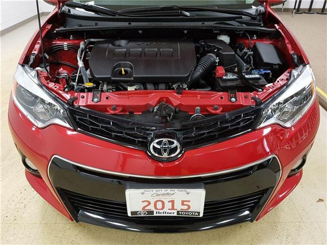 2015 Toyota Corolla  (Stk: 185398) in Kitchener - Image 20 of 21