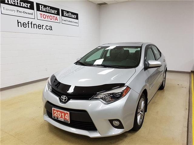 2014 Toyota Corolla LE 2T1BURHE8EC169424 185381 in Kitchener
