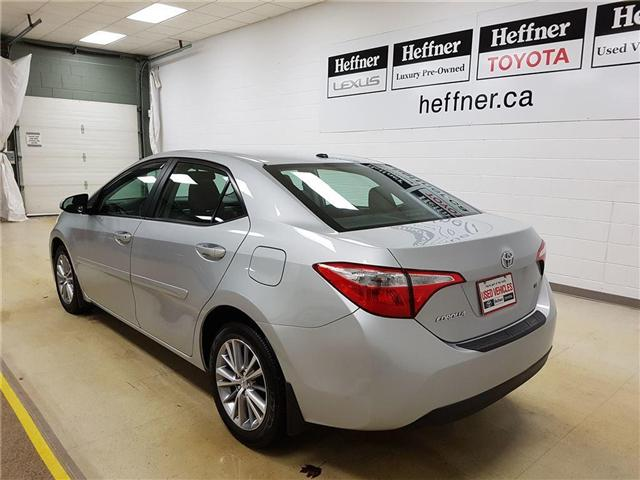2014 Toyota Corolla LE (Stk: 185381) in Kitchener - Image 6 of 21
