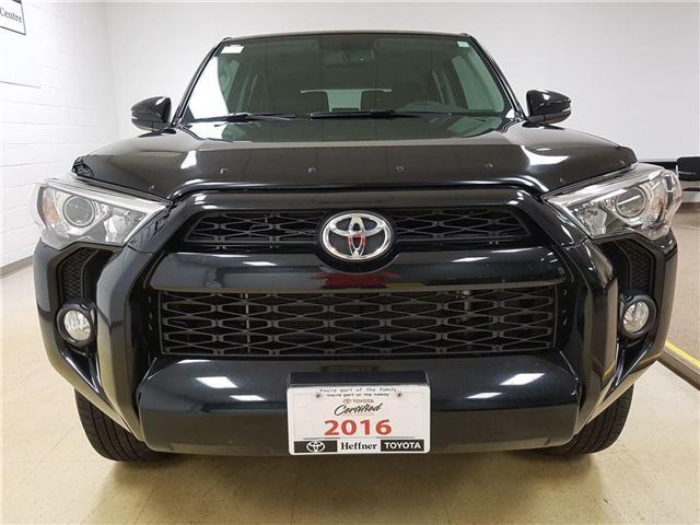2016 Toyota 4Runner SR5 (Stk: 185431) in Kitchener - Image 7 of 23