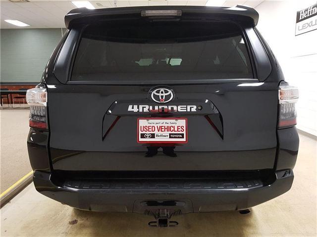 2016 Toyota 4Runner SR5 (Stk: 185431) in Kitchener - Image 8 of 23