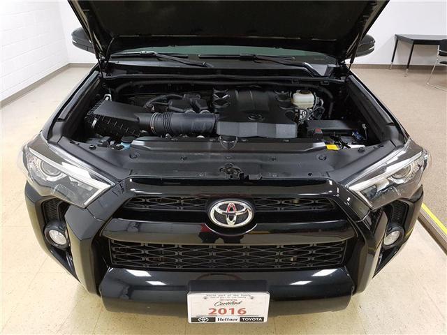 2016 Toyota 4Runner SR5 (Stk: 185431) in Kitchener - Image 22 of 23