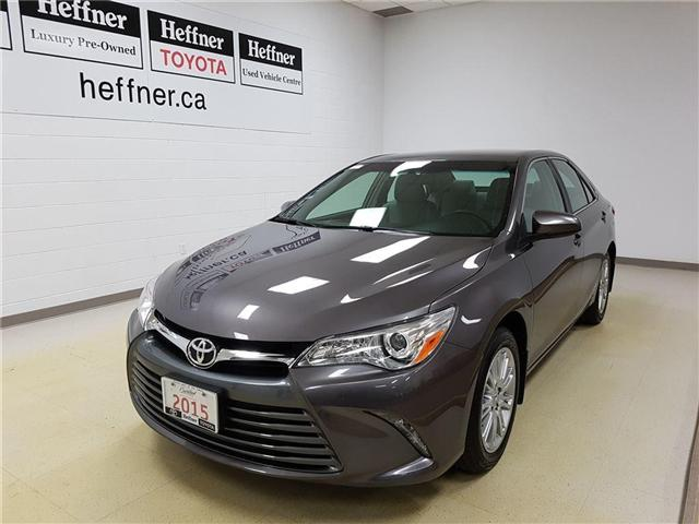 2015 Toyota Camry  (Stk: 185463) in Kitchener - Image 1 of 20