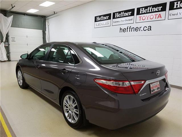 2015 Toyota Camry  (Stk: 185463) in Kitchener - Image 6 of 20