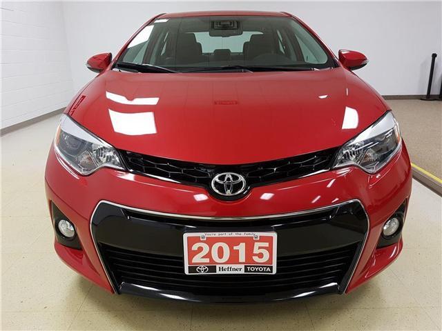 2015 Toyota Corolla  (Stk: 185466) in Kitchener - Image 7 of 21