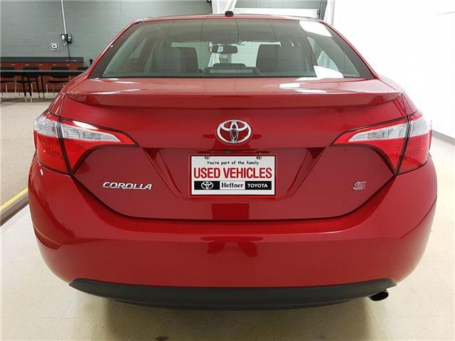 2015 Toyota Corolla  (Stk: 185466) in Kitchener - Image 8 of 21