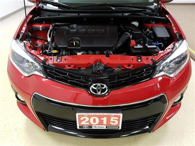 2015 Toyota Corolla  (Stk: 185466) in Kitchener - Image 20 of 21