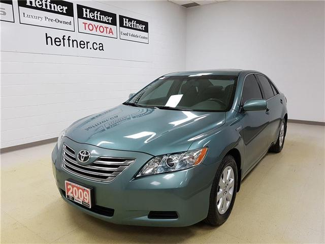2009 Toyota Camry Hybrid Base (Stk: 185475) in Kitchener - Image 1 of 19