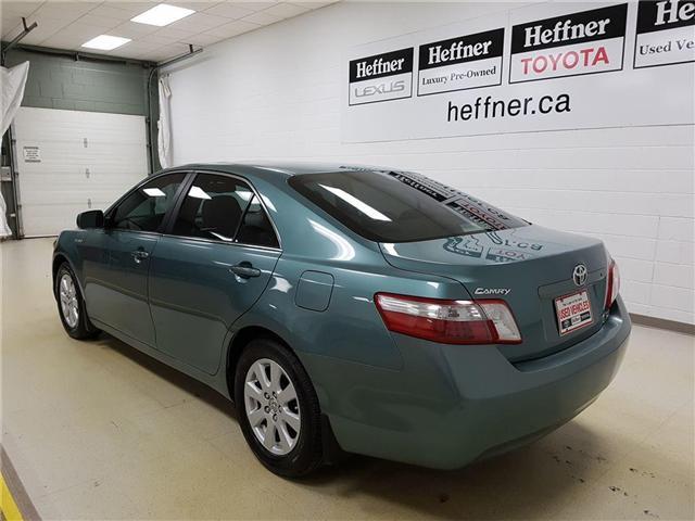 2009 Toyota Camry Hybrid Base (Stk: 185475) in Kitchener - Image 6 of 19