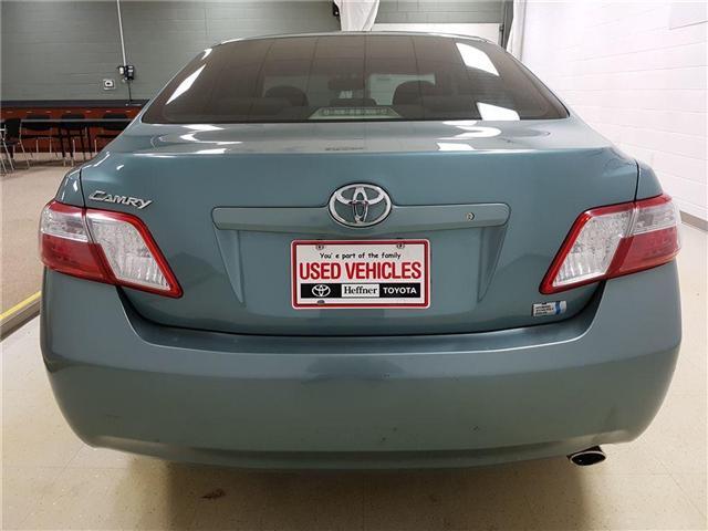 2009 Toyota Camry Hybrid Base (Stk: 185475) in Kitchener - Image 8 of 19