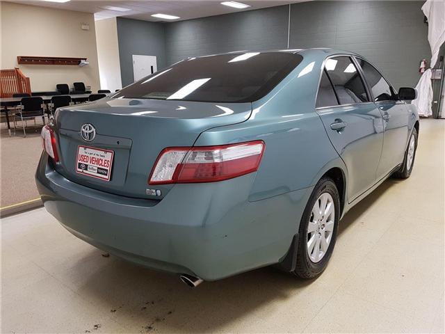 2009 Toyota Camry Hybrid Base (Stk: 185475) in Kitchener - Image 9 of 19