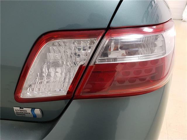 2009 Toyota Camry Hybrid Base (Stk: 185475) in Kitchener - Image 12 of 19