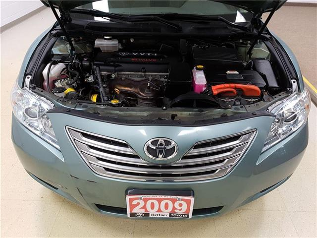 2009 Toyota Camry Hybrid Base (Stk: 185475) in Kitchener - Image 18 of 19
