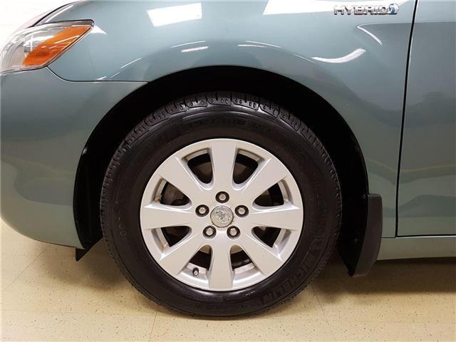 2009 Toyota Camry Hybrid Base (Stk: 185475) in Kitchener - Image 19 of 19