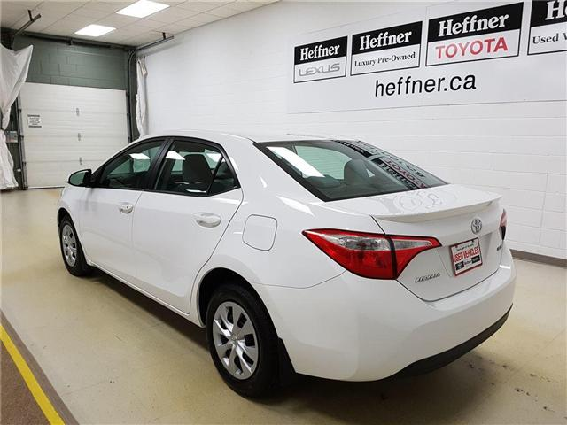 2014 Toyota Corolla  (Stk: 185435) in Kitchener - Image 6 of 21