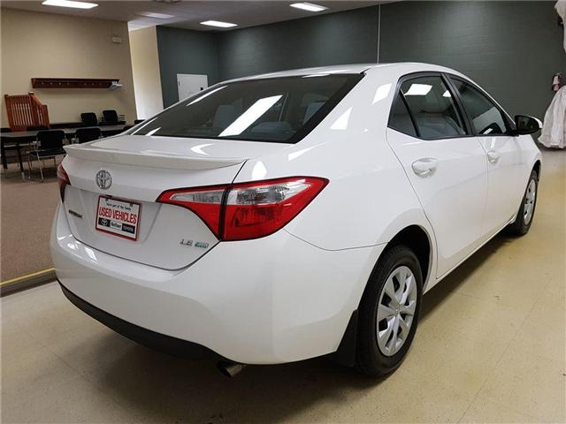 2014 Toyota Corolla  (Stk: 185435) in Kitchener - Image 9 of 21