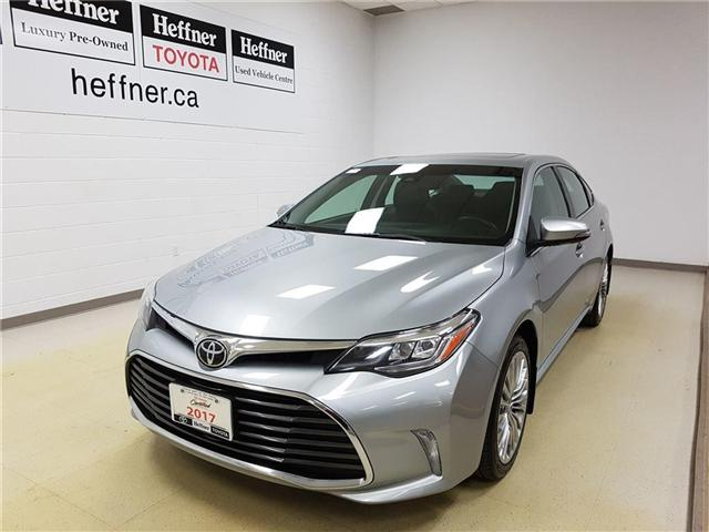 2017 Toyota Avalon  (Stk: 185501) in Kitchener - Image 1 of 24